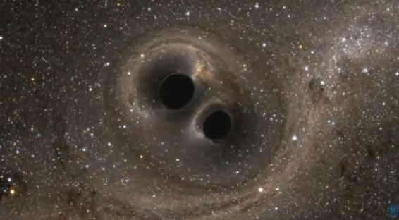 Black_Holes_Merger