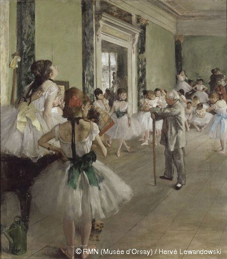 Degas_The_Dancing_Lesson
